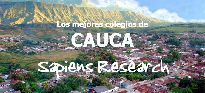 Ranking de los mejores colegios de Cauca