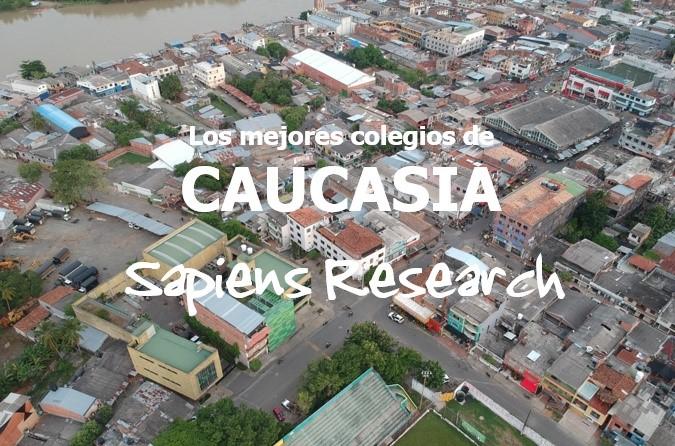 Ranking de los mejores colegios de Caucasia 2019-2020