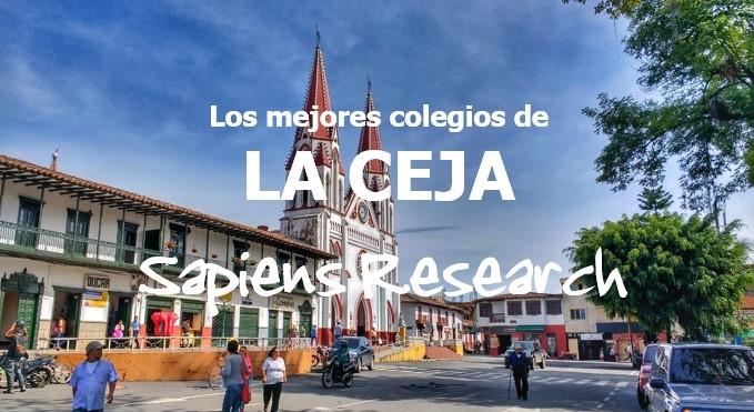 Ranking de los mejores colegios de La Ceja 2019-2020