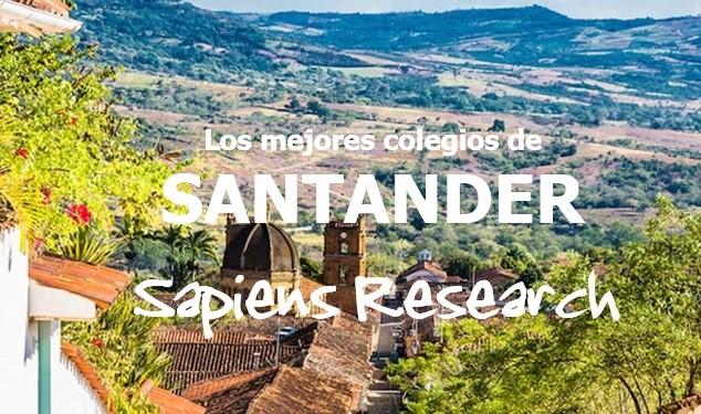 Ranking de los mejores colegios de Santander 2019-2020