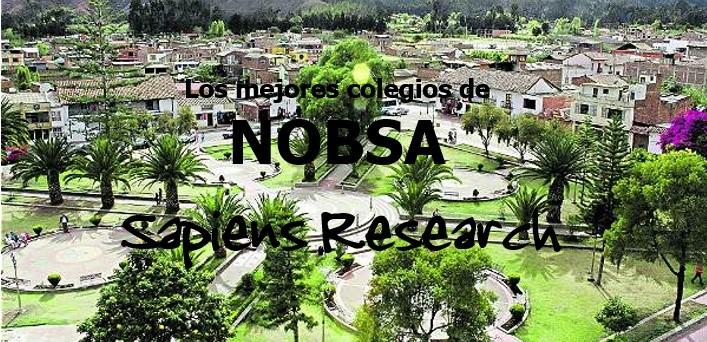 Ranking de los mejores colegios de Nobsa 2019-2020