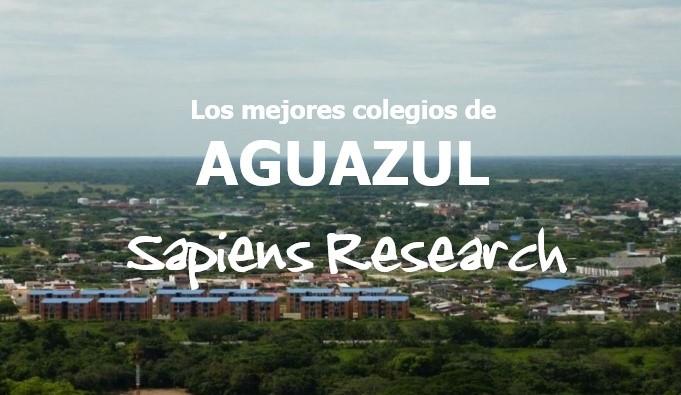 Ranking de los mejores colegios de Aguazul 2019-2020