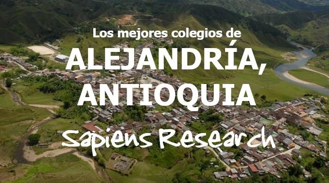 Los mejores colegios de Alejandría, Antioquia