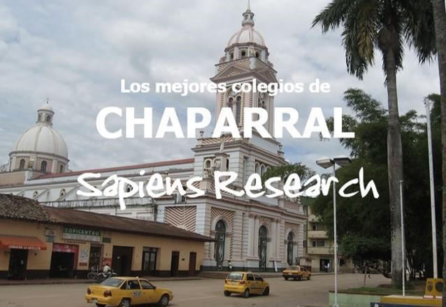 Ranking de los mejores colegios de Chaparral 2019-2020