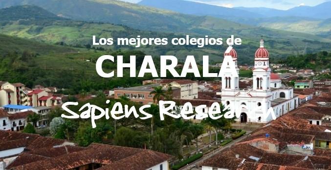 Ranking de los mejores colegios de Charalá 2019-2020