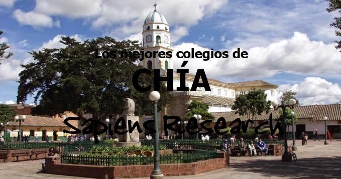 Ranking de los mejores colegios de Chía 2019-2020