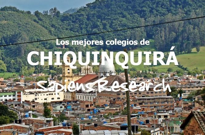 Ranking de los mejores colegios de Chiquinquirá 2019-2020