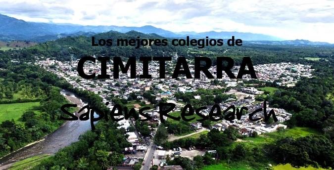 Ranking de los mejores colegios de Cimitarra 2019-2020
