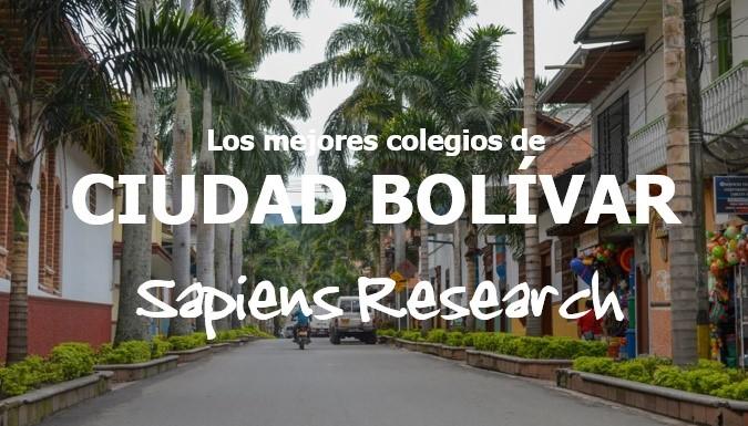 Ranking de los mejores colegios de Ciudad Bolívar 2019-2020