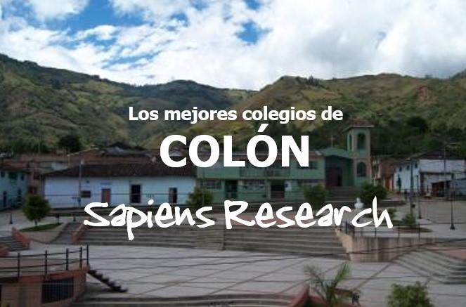 Ranking de los mejores colegios de Colón 2019-2020
