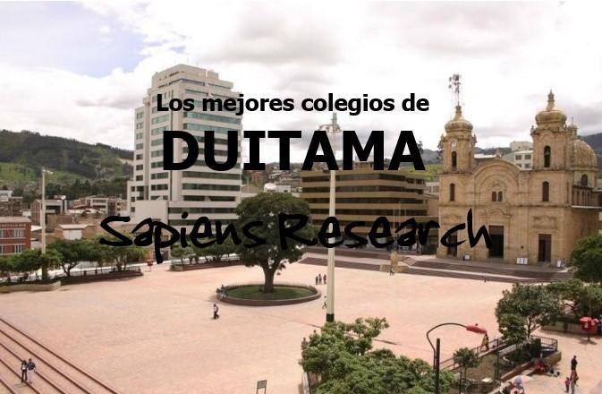Ranking de los mejores colegios de Duitama 2019-2020