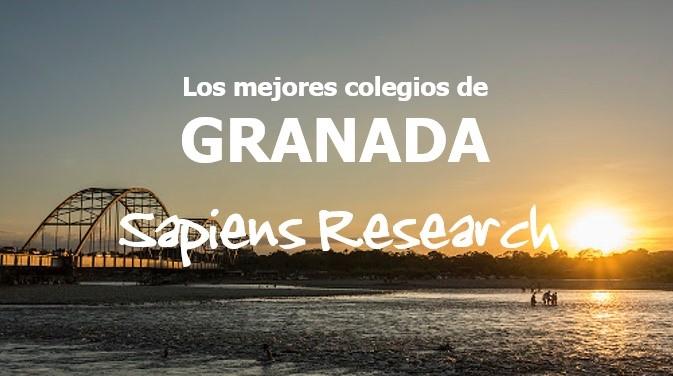 Ranking de los mejores colegios de Granada 2019-2020