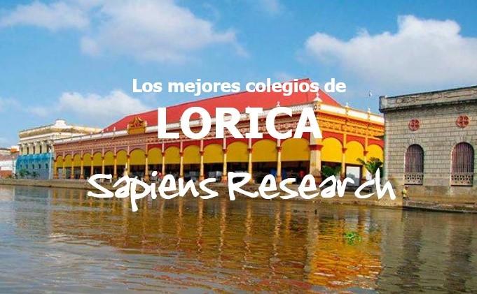 Ranking de los mejores colegios de Lorica 2019-2020