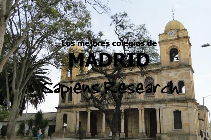 Ranking de los mejores colegios de Madrid 2019-2020