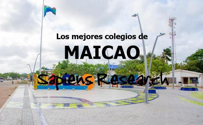 Ranking de los mejores colegios de Maicao 2019-2020