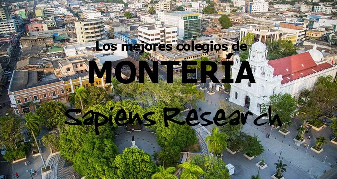 Ranking de los mejores colegios de Montería 2019-2020