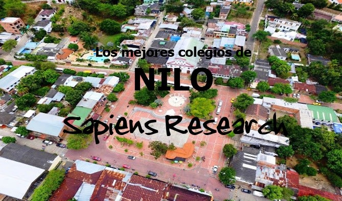 Ranking de los mejores colegios de Nilo 2019-2020
