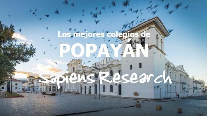 Ranking de los mejores colegios de Popayán 2019-2020