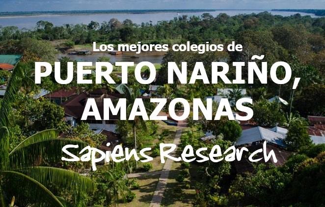 Los mejores colegios de Puerto Nariño, Amazonas
