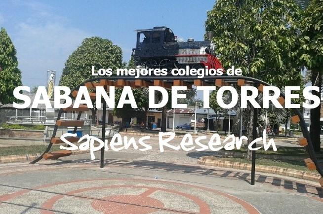 Ranking de los mejores colegios de Sabana de Torres 2019-2020