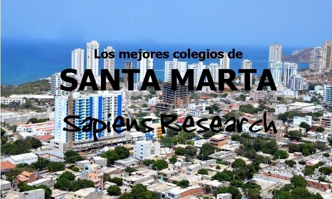 Ranking de los mejores colegios de Santa Marta 2019-2020