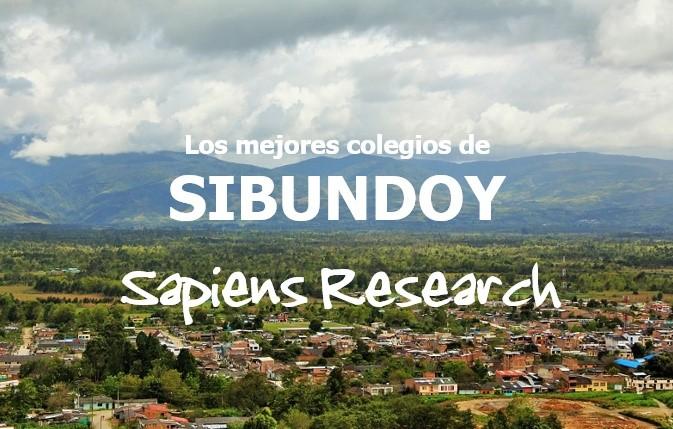 Ranking de los mejores colegios de Sibundoy 2019-2020