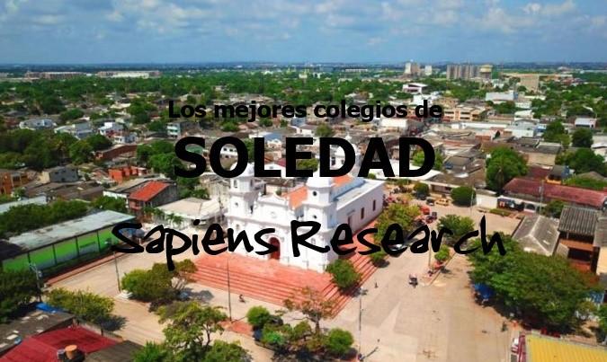 Ranking de los mejores colegios de Soledad 2019-2020