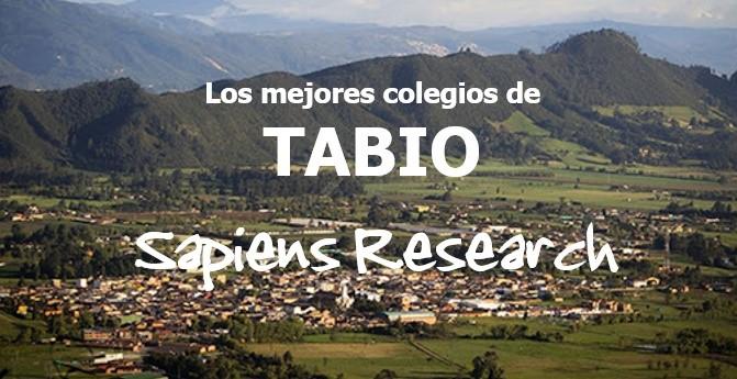 Ranking de los mejores colegios de Tabio 2019-2020