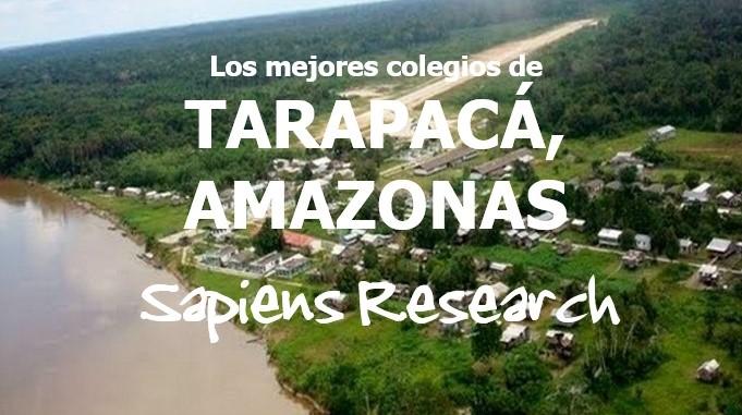 Los mejores colegios de Tarapacá, Amazonas