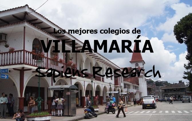 Ranking de los mejores colegios de Villamaría 2019-2020