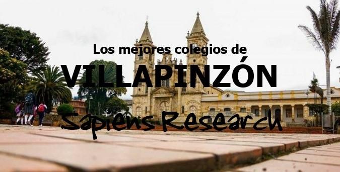 Ranking de los mejores colegios de Villapinzón 2019-2020