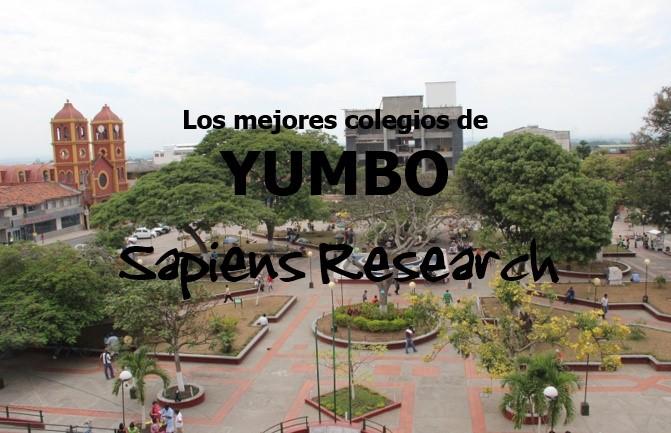 Ranking de los mejores colegios de Yumbo 2019-2020