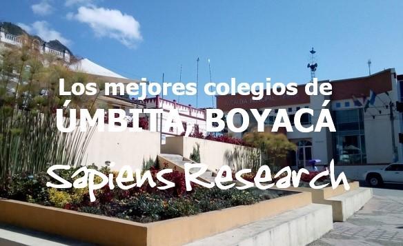 Los mejores colegios de Úmbita, Boyacá