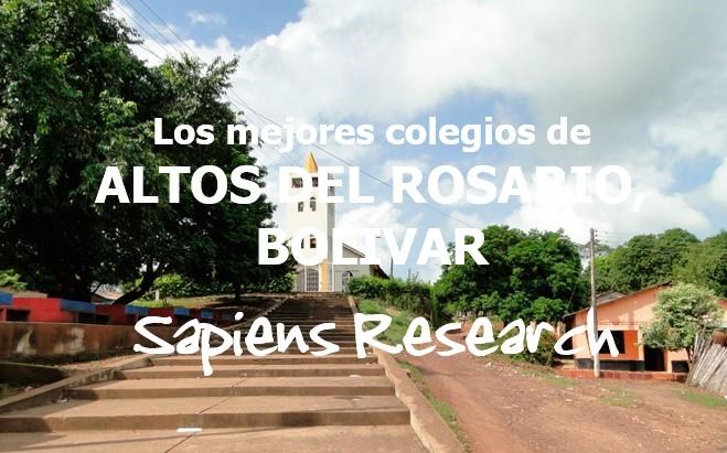Los mejores colegios de Altos del Rosario, Bolívar