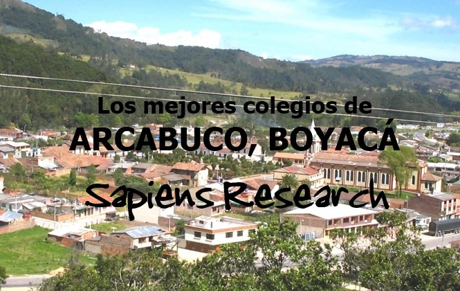 Los mejores colegios de Arcabuco, Boyacá