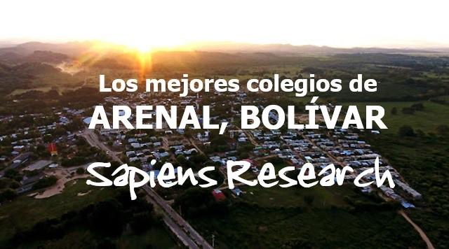 Los mejores colegios de Arenal, Bolívar