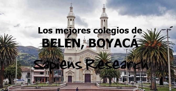Los mejores colegios de Belén, Boyacá