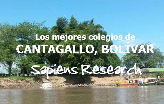 Los mejores colegios de Cantagallo, Bolívar