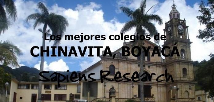 Los mejores colegios de Chinavita, Boyacá