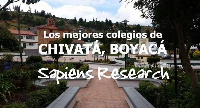 Los mejores colegios de Chivatá, Boyacá