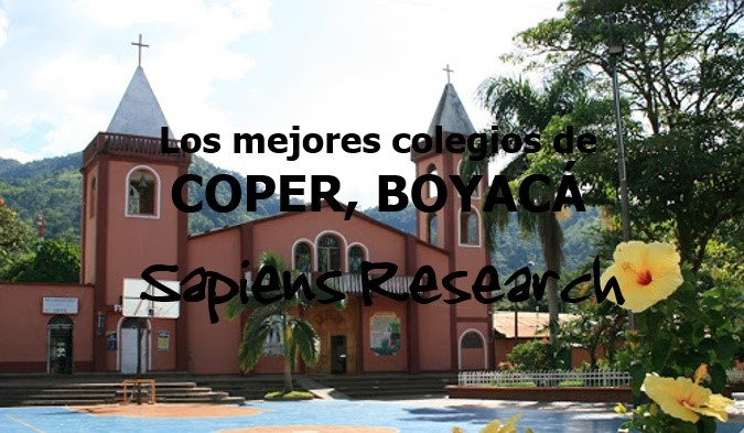 Los mejores colegios de Coper, Boyacá
