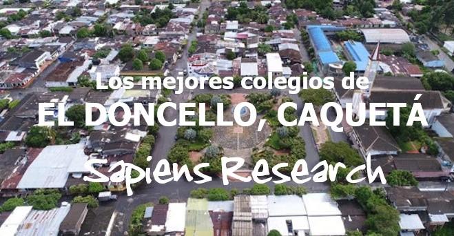 Los mejores colegios de El Doncello, Caquetá