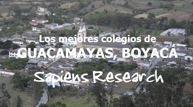 Los mejores colegios de Guacamayas, Boyacá