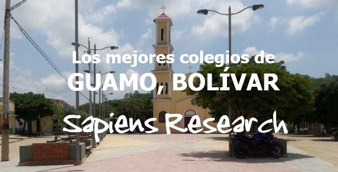 Los mejores colegios de El Guamo, Bolívar