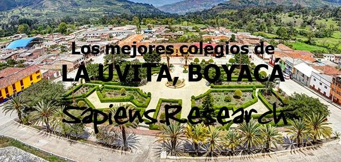 Los mejores colegios de La Uvita, Boyacá