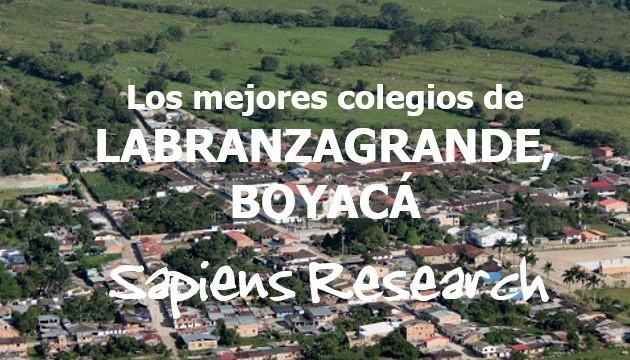 Los mejores colegios de Labranzagrande, Boyacá