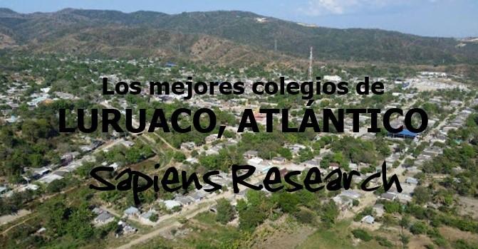 Los mejores colegios de Luruaco, Atlántico