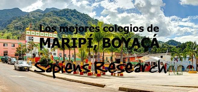 Los mejores colegios de Maripí, Boyacá