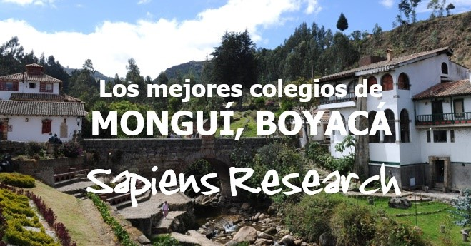 Los mejores colegios de Monguí, Boyacá