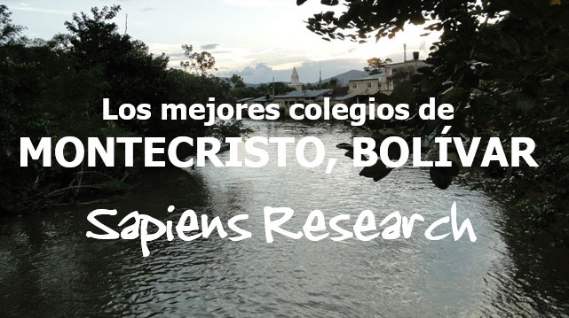 Los mejores colegios de Montecristo, Bolívar